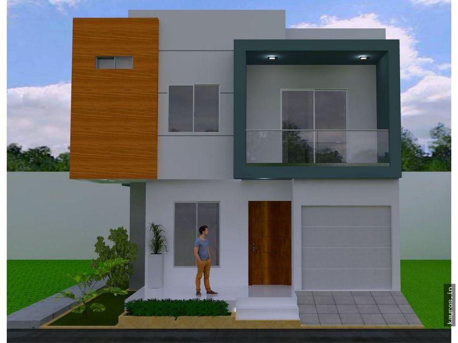 la mejor casa esquinera de la urbanizacion vallejo