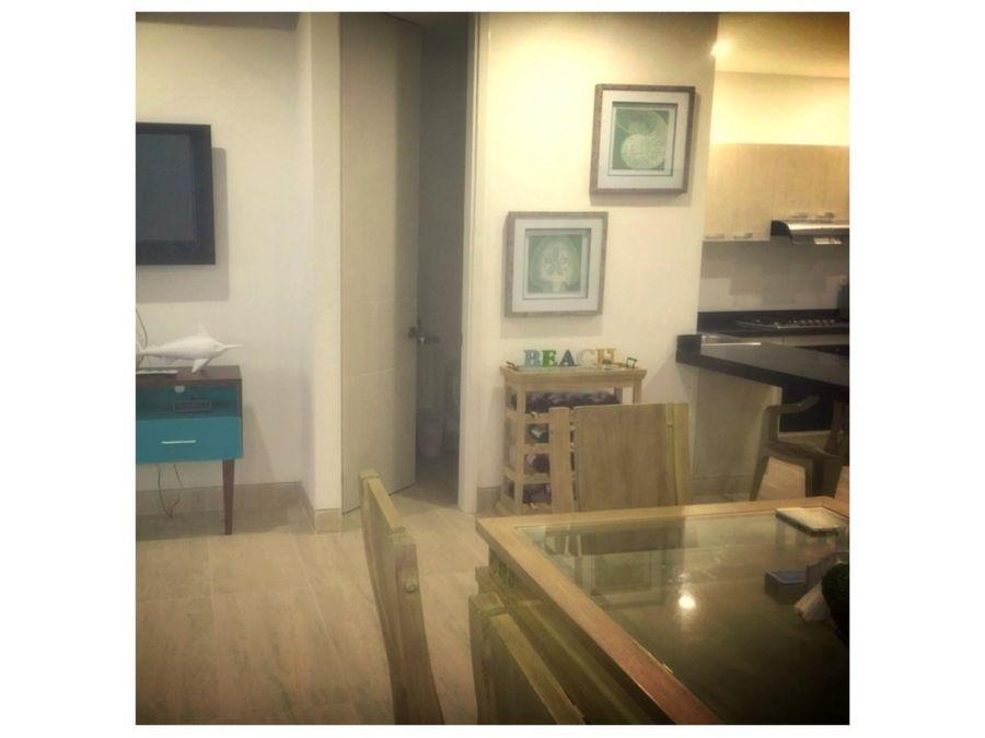 hermoso apartamento amoblado en covenas