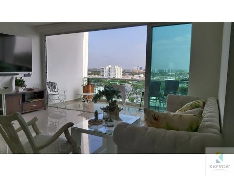 apartamento en castellana vista a la ciudad