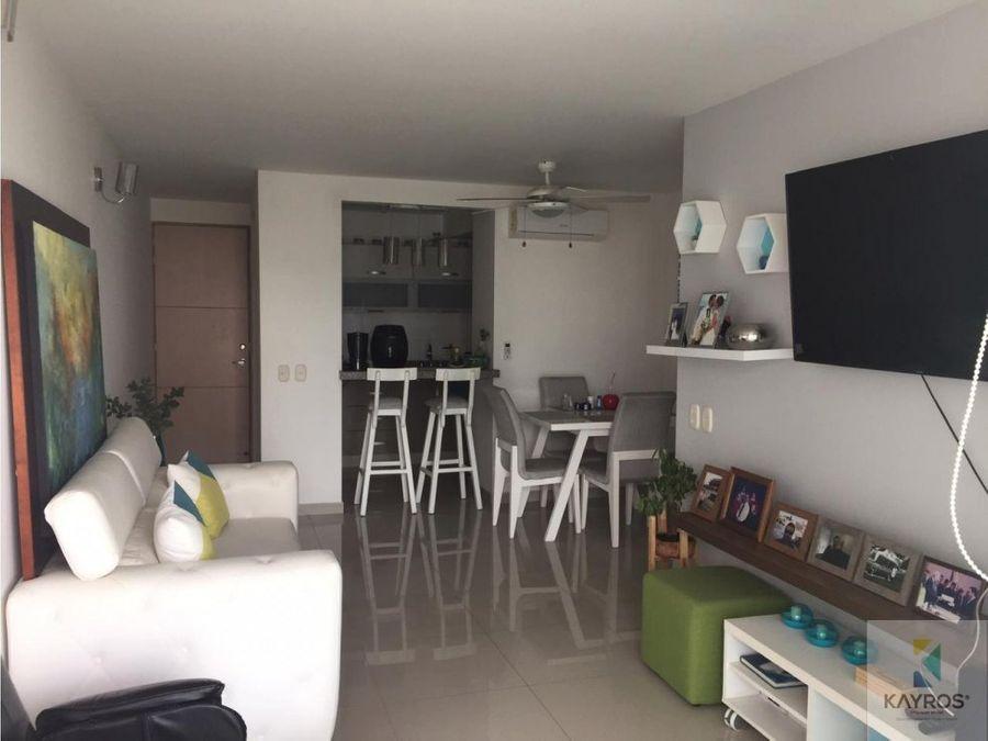 apartamento en edf roma monteverde de 3 hab