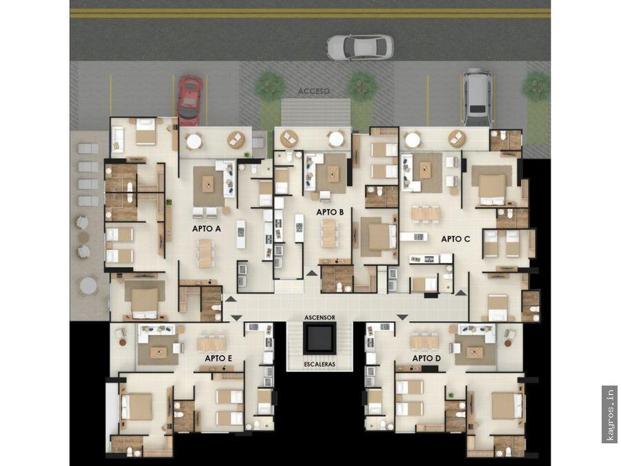 apartamentos amplios castellana edif florencia