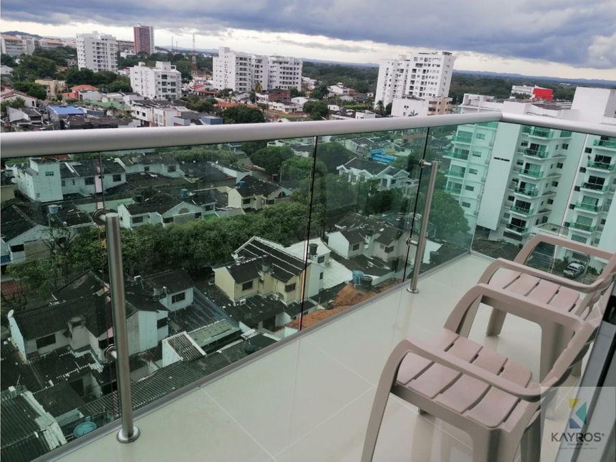 apartamento amplio piso alto en castellana en zandalo
