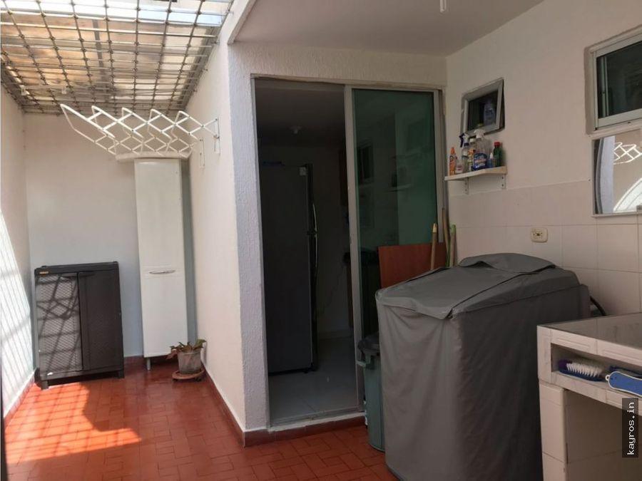 apartamento con patio en monteverde venecia