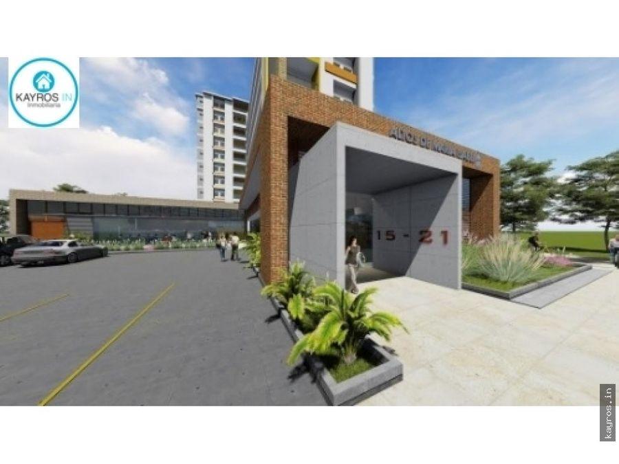 apartamentos proyecto altos de maria isabel