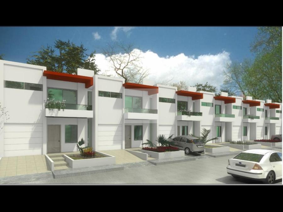 casas de 2 pisos para estrenar proyecto betania