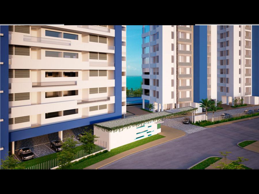 apartamento en covenas sobre planos punta azul 2