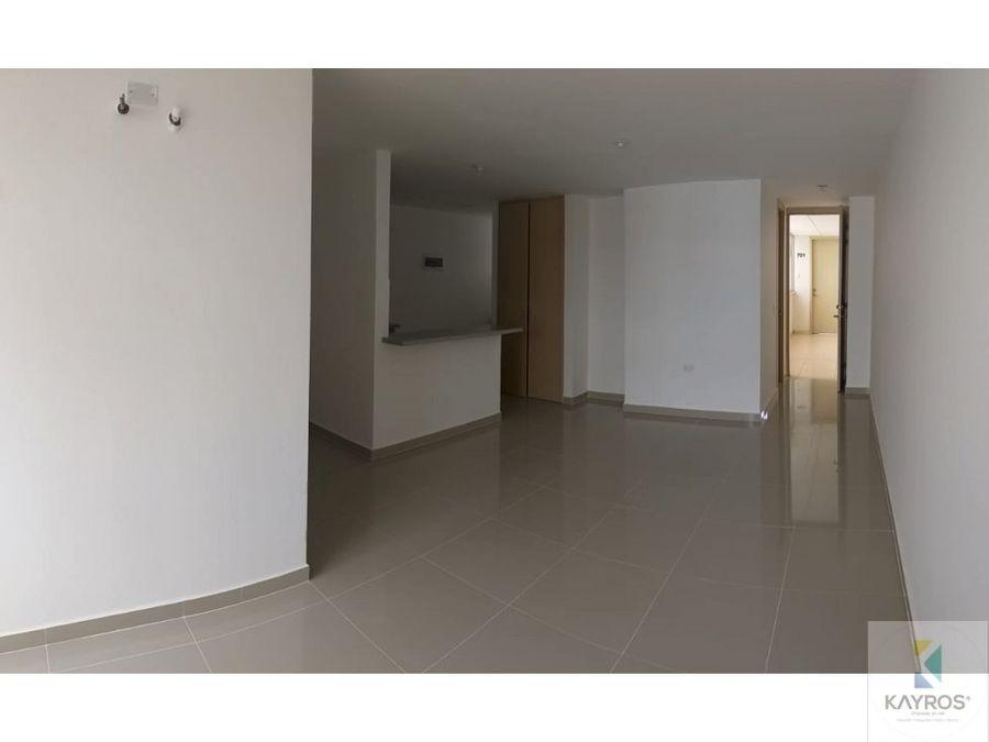 apartamento amplio en terranova monteverde