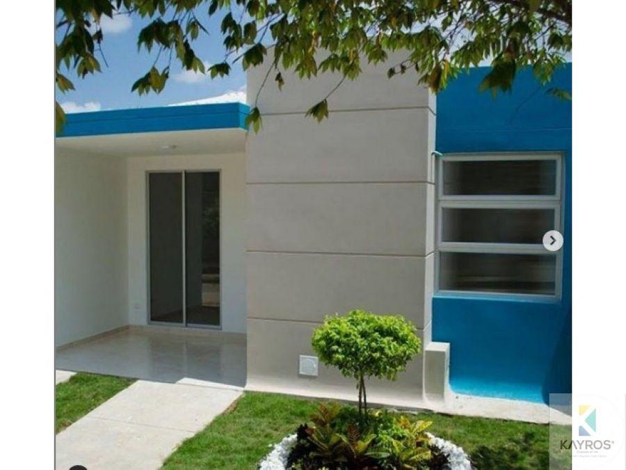 casa moderna en santa elena