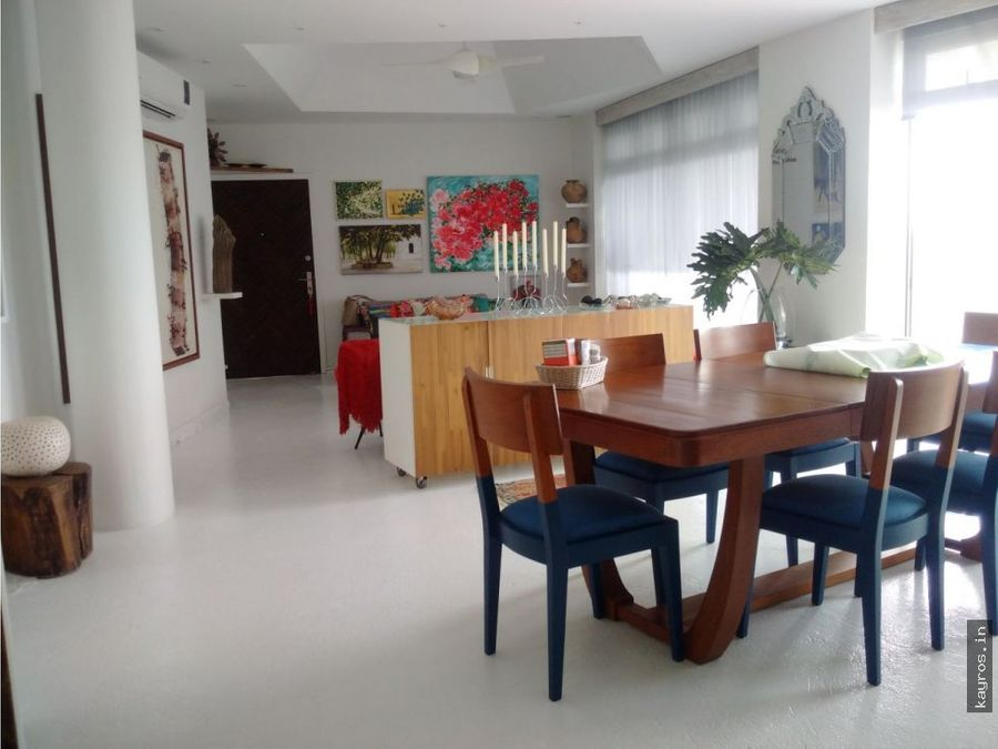hermoso apartamento en el recreo