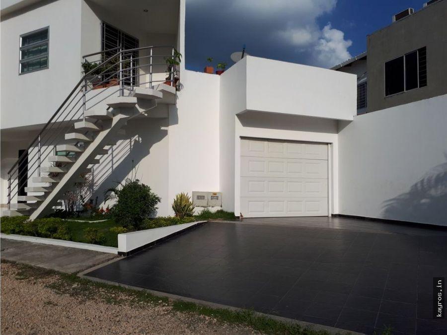 casa barrio monteverde