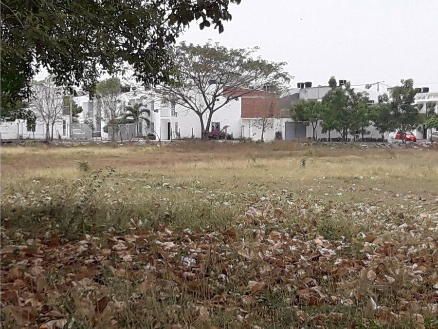lotes financiados en urbanizacion santa elena