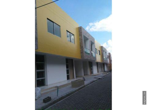 casas 2 pisos conjunto cerrado barrio la julia
