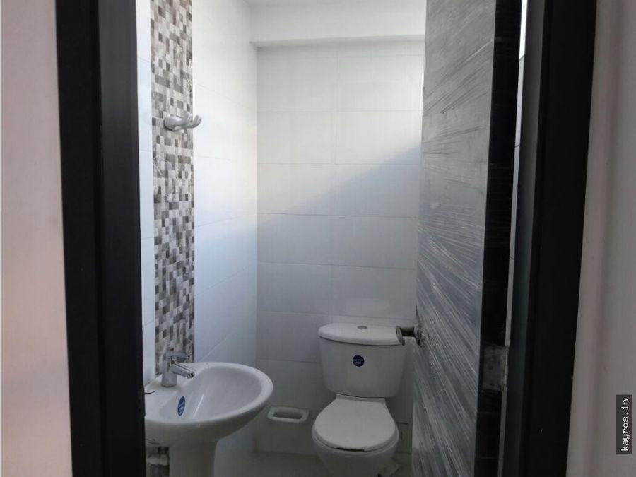 apartamento en edif coral cc buenavista