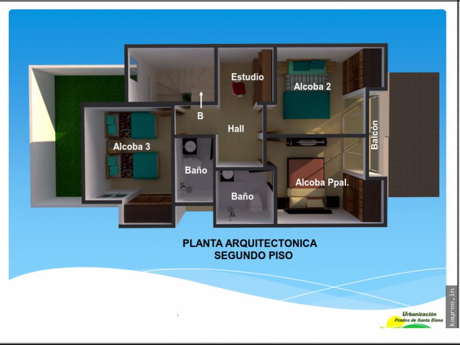 casas de dos pisos con garaje en santa elena