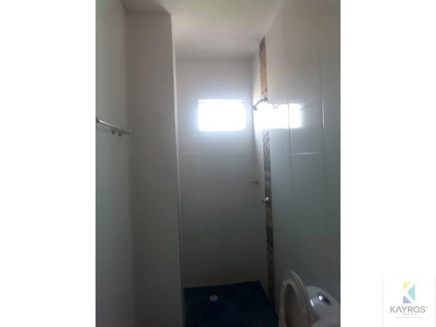 amplio apartamento en edificio toledo 6 de marzo