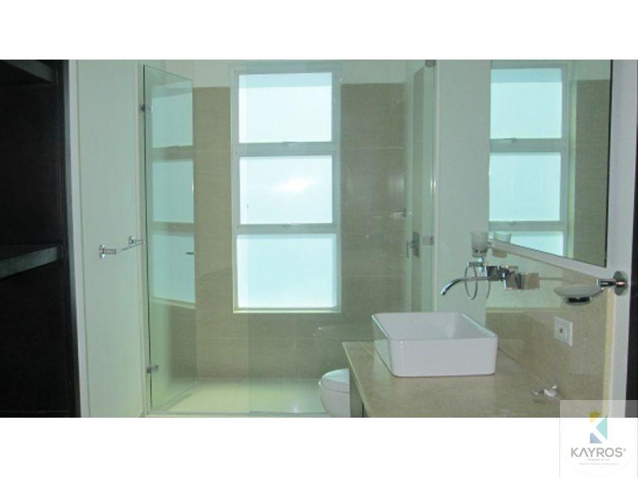 apartamento de 157 m2 en el recreo