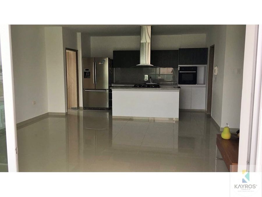 apartamento extragrande 147 m2 en r 53 castellana