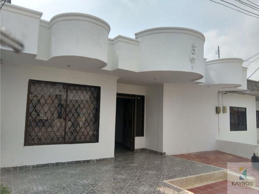 casa familiar amplia en samaria