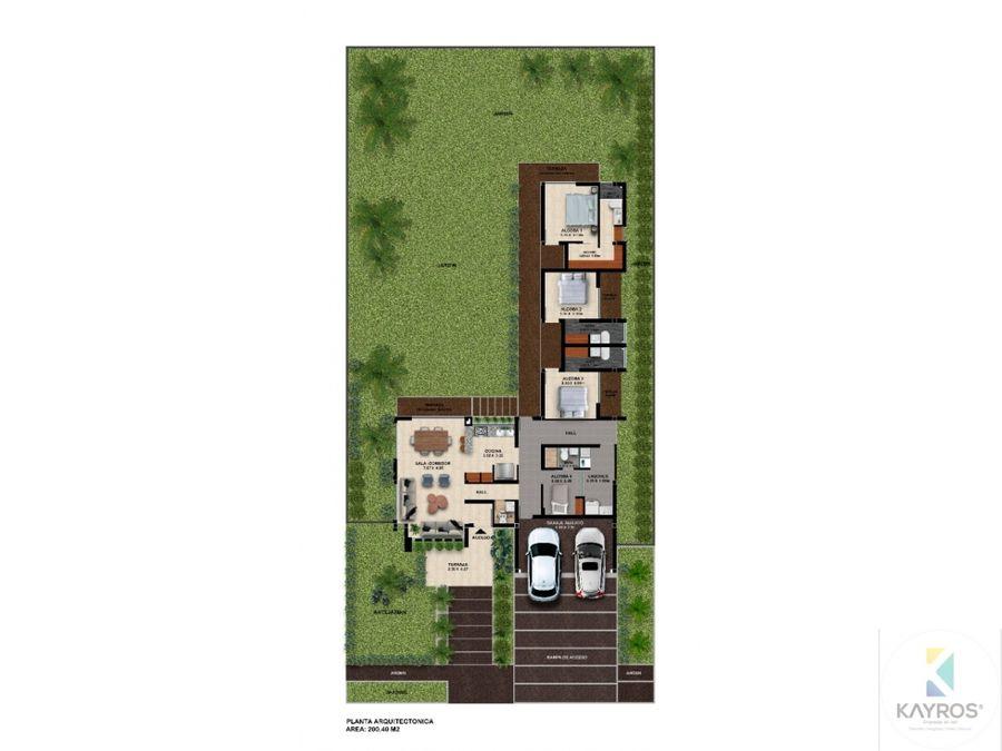 conjunto residencial campestre guayacanes