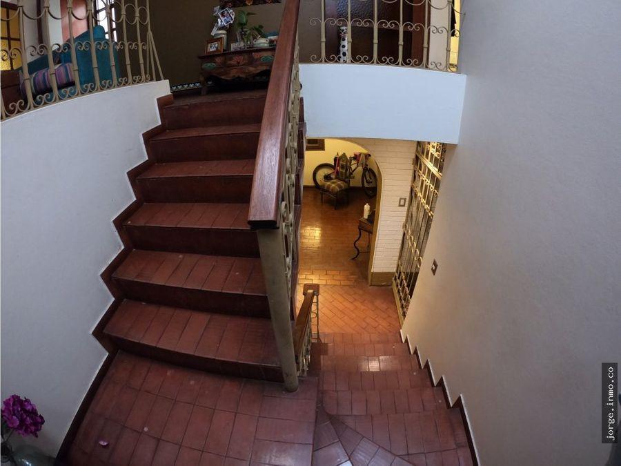 vendo casa en santa patricia la molina jt08