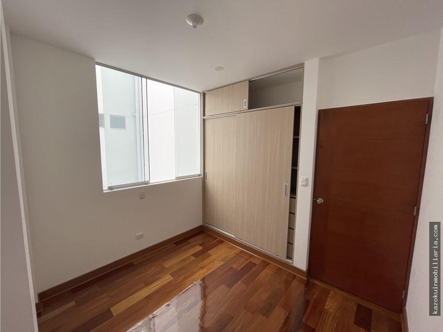 departamento triplex de 4 habitaciones en surco cerca de miraflores