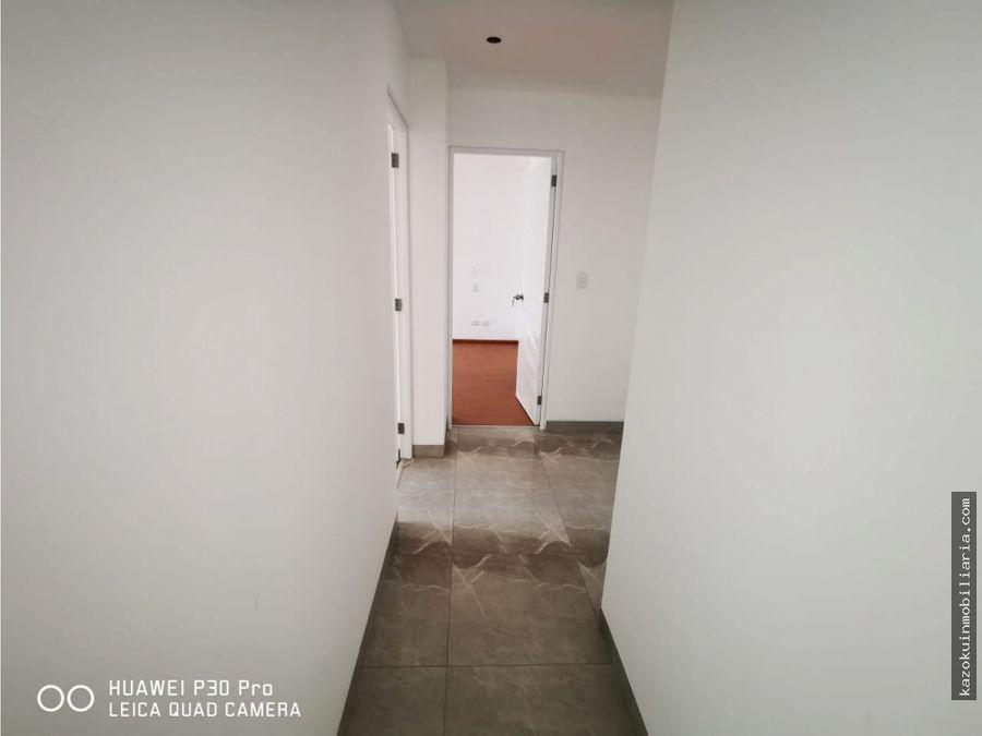 ocasion ultimos 2 departamentos de 3 habitaciones en magdalena