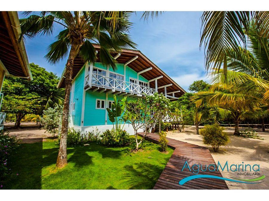 casa temporal isla de baru