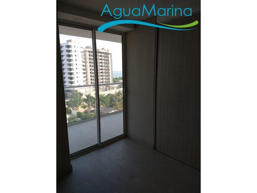 se vende apartamento cielo mar