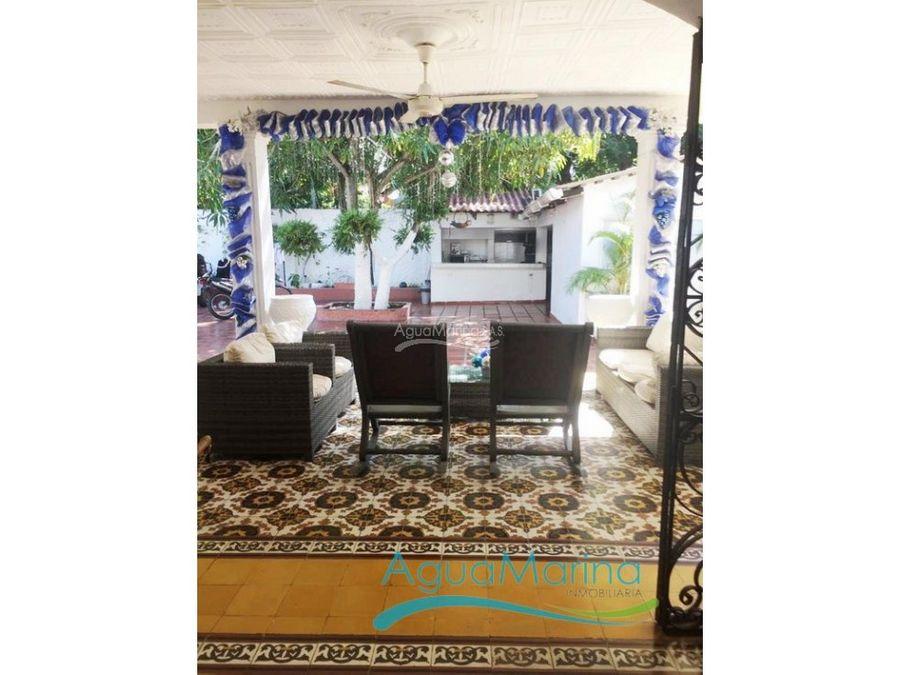 casa en venta barrio manga cartagena