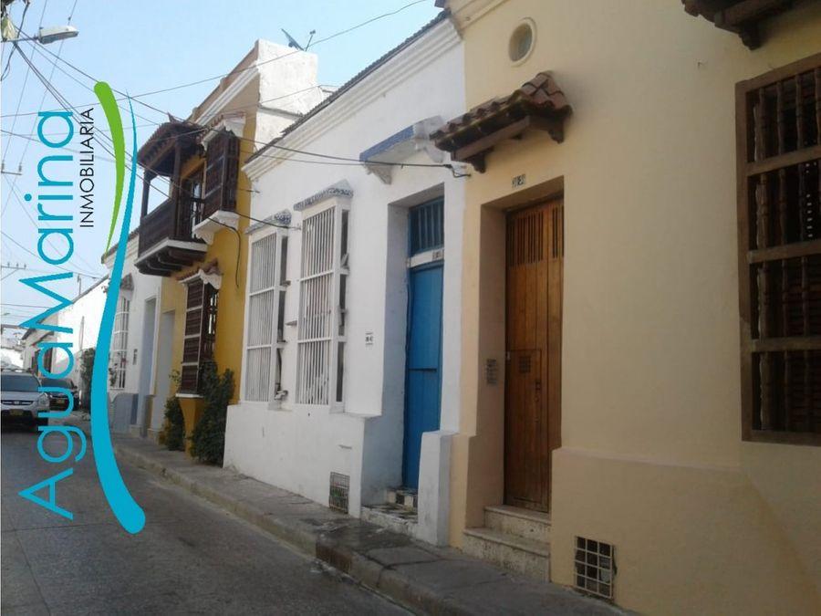 se vende casa en el centro historico
