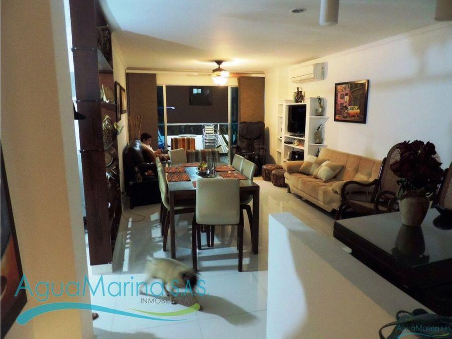 apartamento en manga de 3 habitaciones