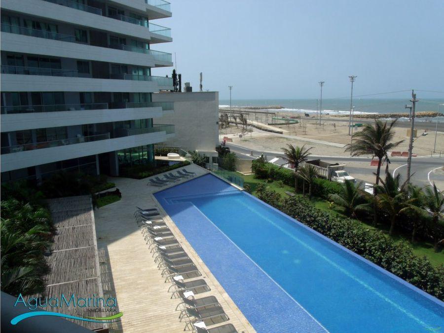 apartamento ed beach club