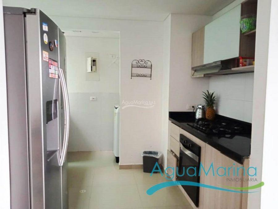 apartamento en venta en zona norte cartagena