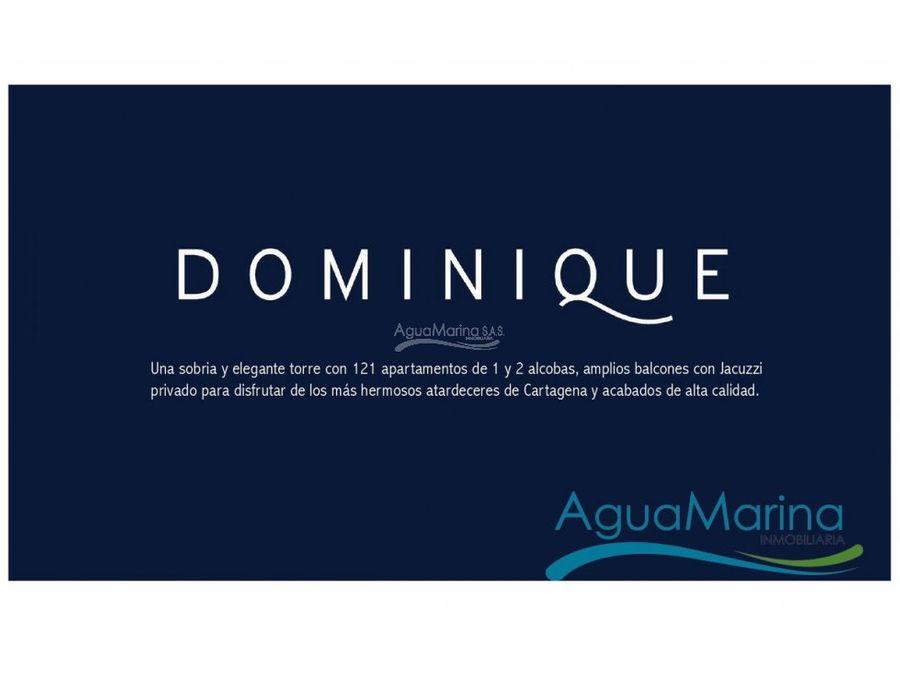 proyecto dominique cartagena