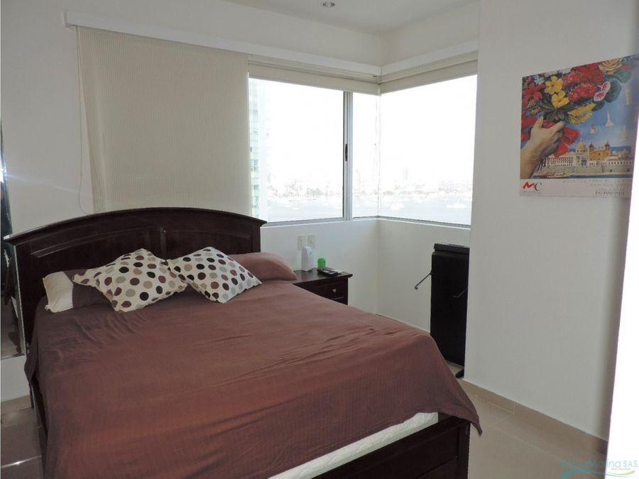 apartamento bocagrande 2 habitaciones