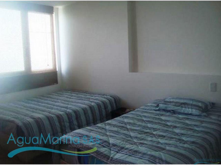 apartamento en bocagrande 2 habitaciones