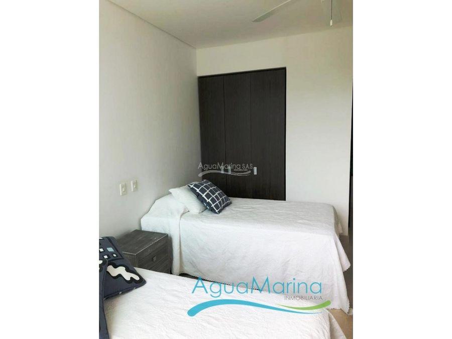 apartamento en karibana cartagena