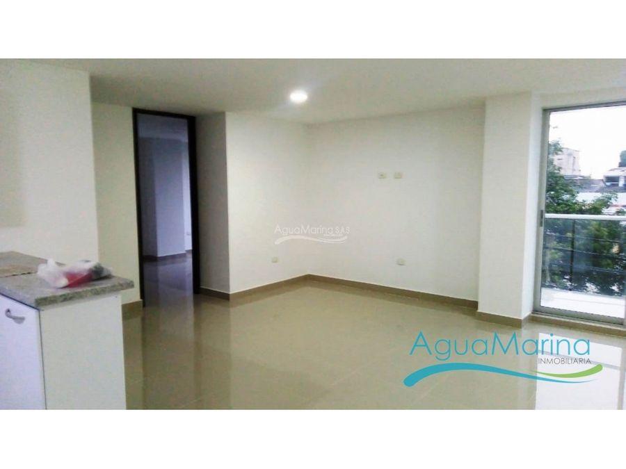 apartamento tres habitaciones en venta bosque cartagena