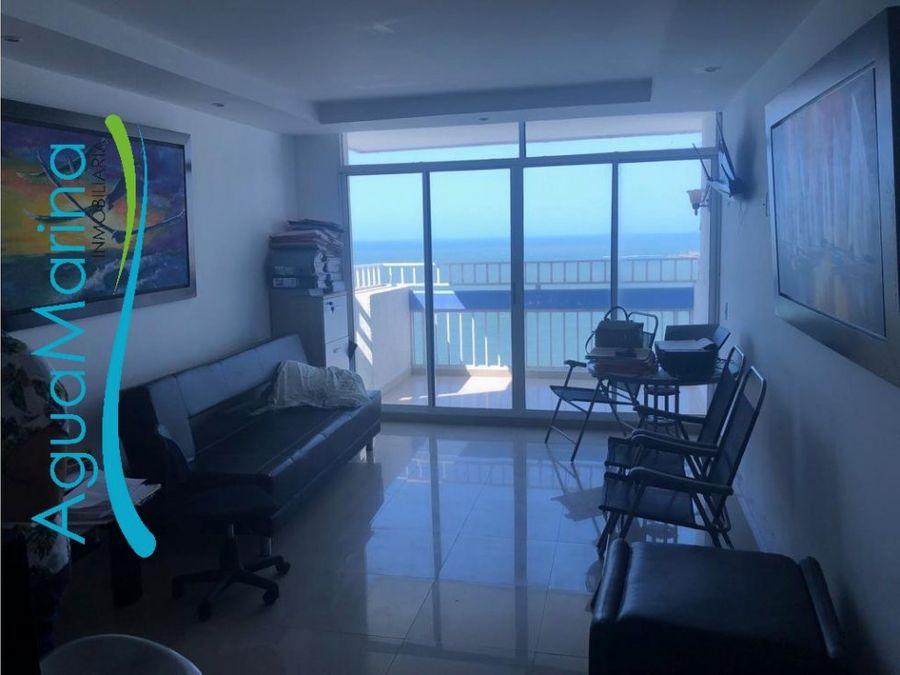 apartamento en reconocido hotel cartagena