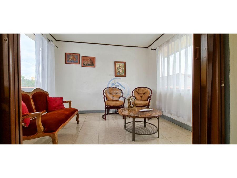 se vende casa en condominio villa verde pozos de santa ana
