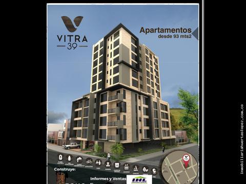 apartamentos para estrenar edificio vitra bono de descuento