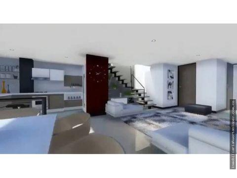 expectacular apartamento duplex 136 m2 aurora