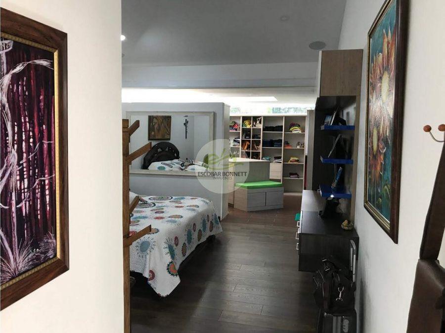 en venta casa campestre en llanogrande