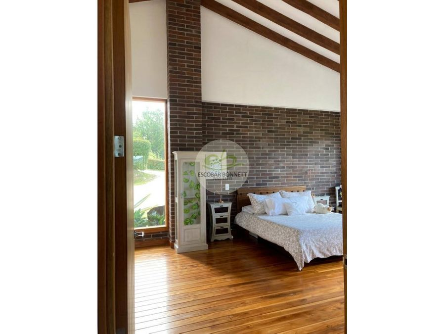 casa campeste en venta en retiro