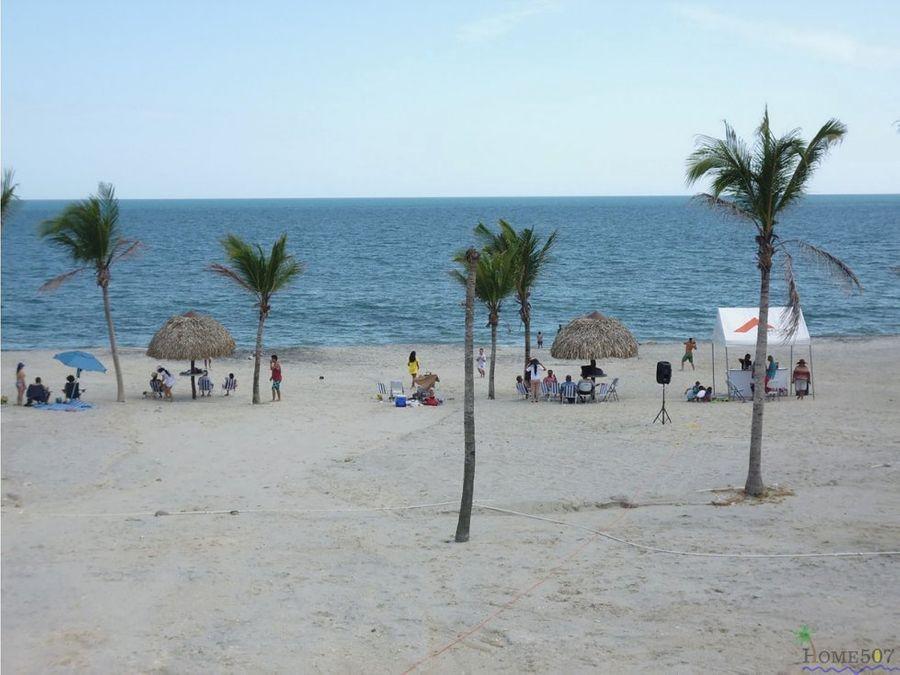 preventa apartamentos de playa panama