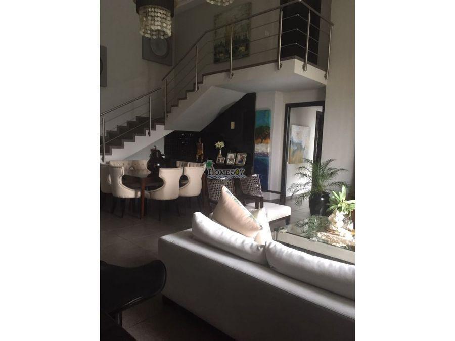 vendo apartamento loft en el cangrejo panama