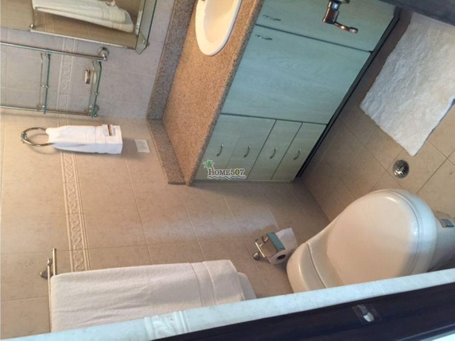 alquilo apartamento amoblado en obarrio panama