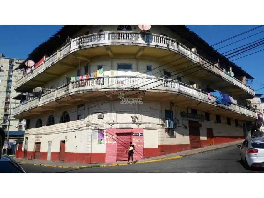 edificio monumental en santa ana panama