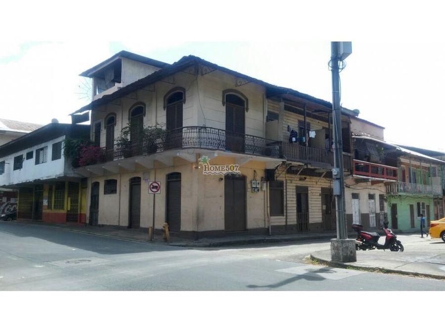 casa en el casco antiguo panama