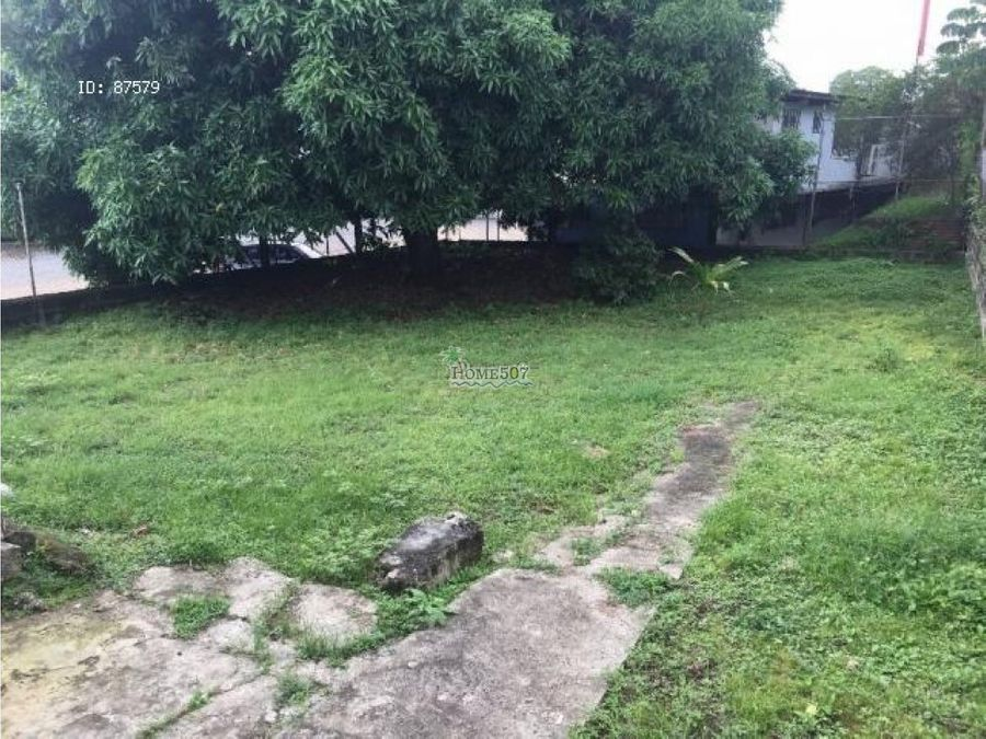 venta de terreno en parque lefevre panama